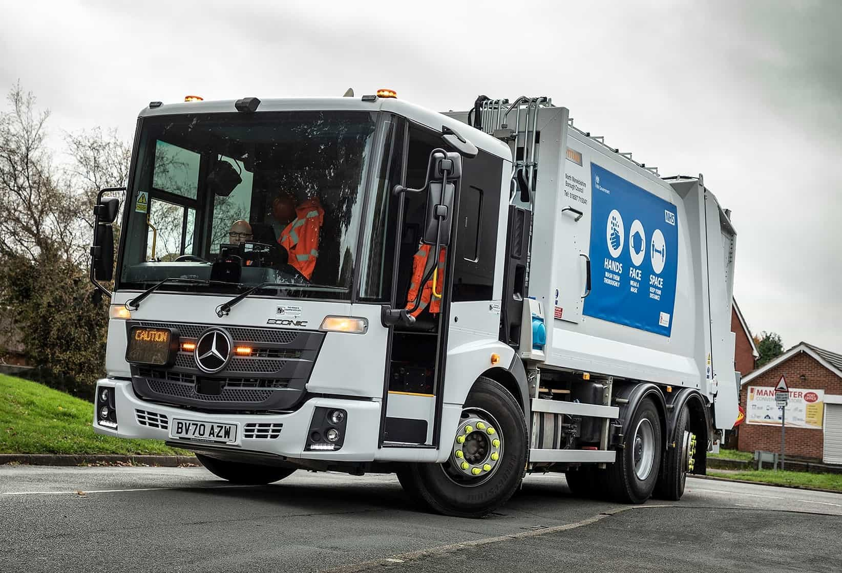 Simple efficient process to successfully procure refuse vehicles