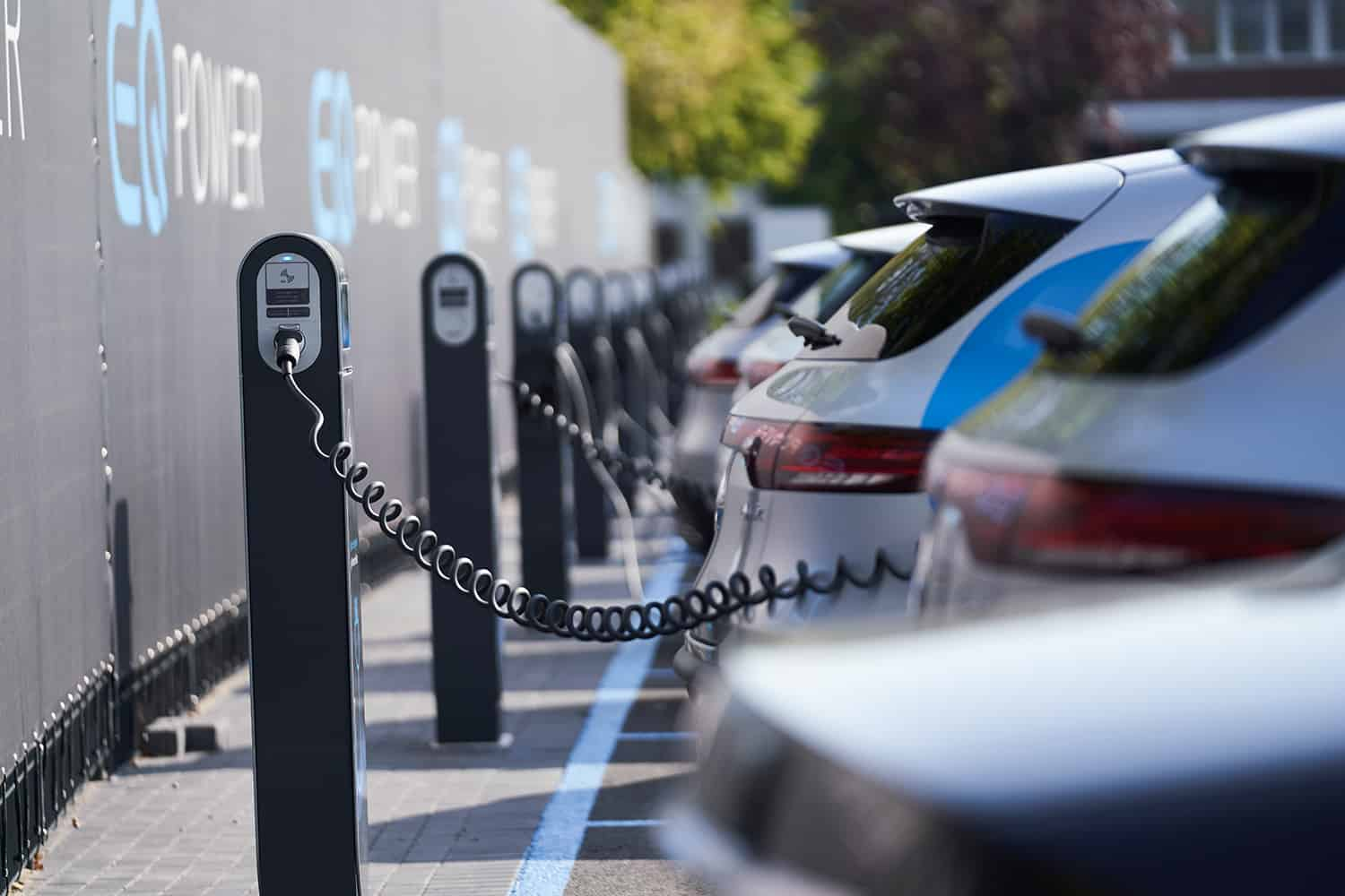 Supporting carbon neutral objectives via seamless procurement of electric vehicle charging points