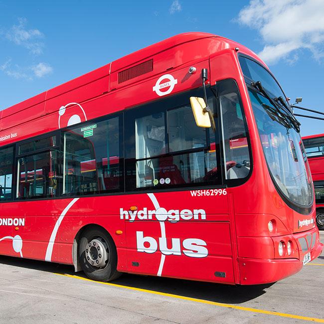 New generation hydrogen buses for Liverpool via TPPL's Framework